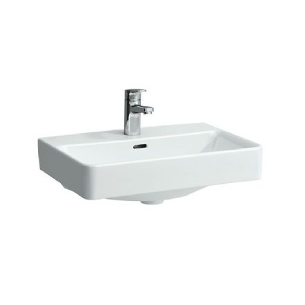 818958 - Laufen Pro S 550mm x 380mm Compact Washbasin (1TH) - 8.1895.8